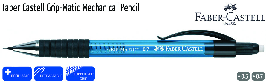 clutch fabercastell grip magnetic
