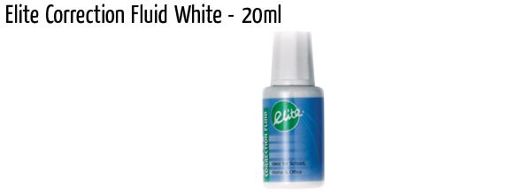 correction elite correction fluid