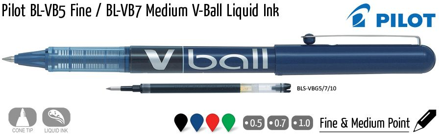 liquid pilot bl vb5
