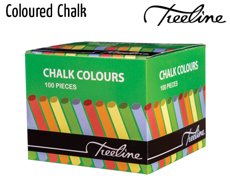 treeline coloured chalk